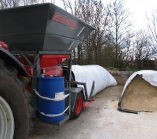 GrainSaver inkuilmiddel | Visscher Holland